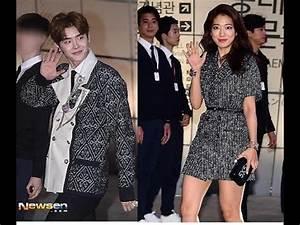 Park Shin Hye & Lee Jong Suk Dating - YouTube