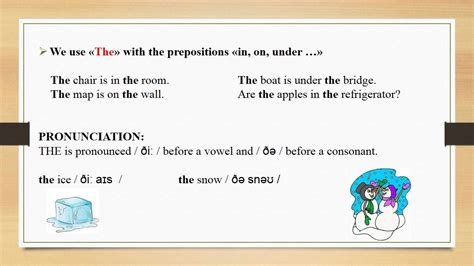 Definite And Indefinite Articles  Subject Explanation And Exercises Youtube