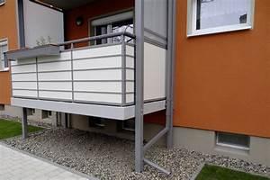 balkone With garten planen mit balkon beton sanieren