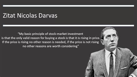 Die Darvas Methode - Wie Nicolas Darvas sein Kapital von ...