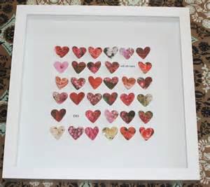 handmade wedding gifts adventures in raising anniversary wedding gift frame