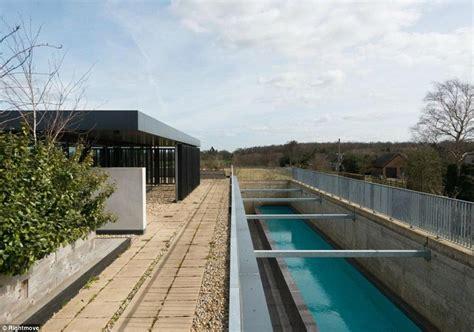 Transformed abandoned Kent reservoir goes on the market ...