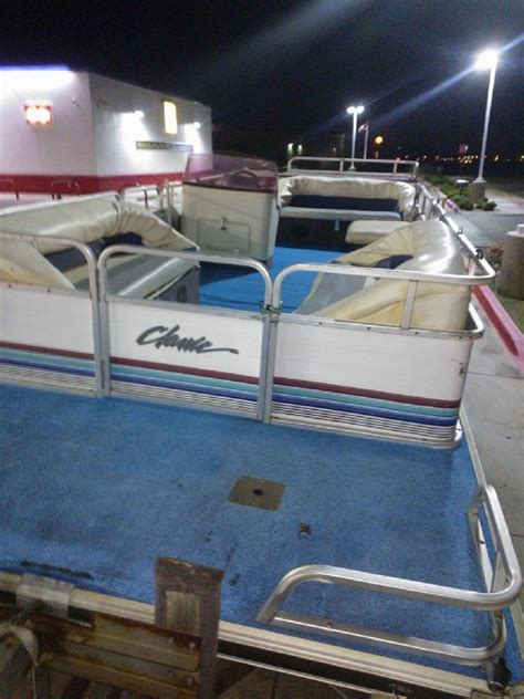 Pontoon Boat Flooring Ideas by Avatar