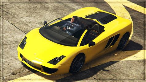 New Convertible Super Cars Mod! Vacca, Zentorno