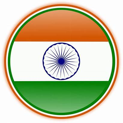 Flag Indian Clip Clipart India Independence Hindu