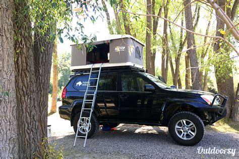 lexus gx motor home truck camper rental