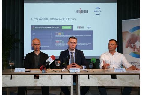 Jauno automašīnu zādzību skaits pieaug; izstrādā virtuālu auto zādzību riska kalkulatoru ...