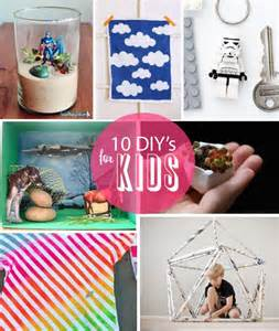 DIY Craft Projects Kids