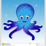 Clip Art Octopus Cute | 1300 x 1390 jpeg 125kB