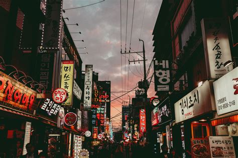 desktop korean aesthetic wallpapers