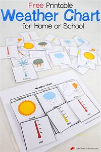 Free Printable Weather Chart For Home Or School учебные