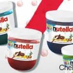 collezione bicchieri nutella collezione bicchieri colorati nutella