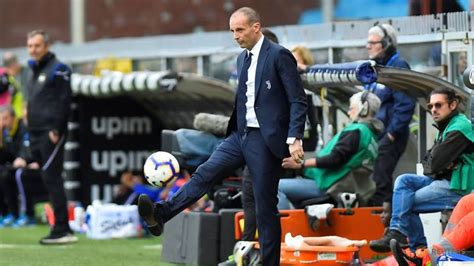 Football: Allegri eyes coaching role in Premier League - CNA