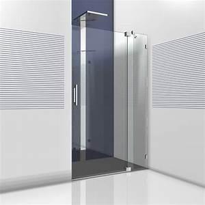 Schränke Für Schräge Wände : glas duschabtrennung nischendusche glasdusche f r nische ~ Michelbontemps.com Haus und Dekorationen