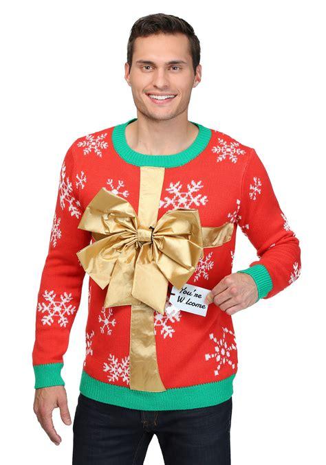 igly sweater present sweater