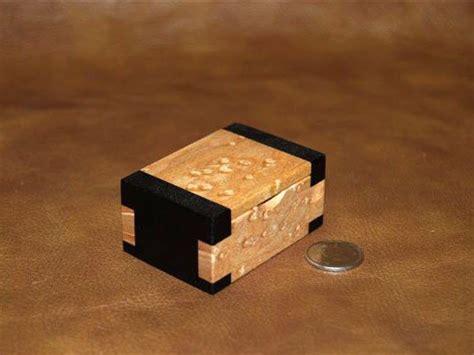 rob cosman signature ring box boxes custom wooden