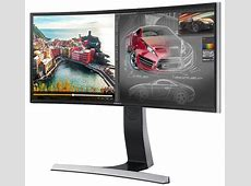 Best Curved PC Monitor for Work and Play – Colour My Learning