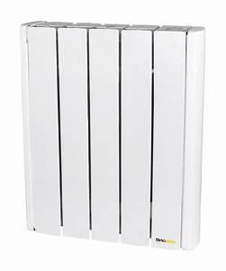 Chauffage Electrique A Inertie : radiateur electrique que choisir ~ Edinachiropracticcenter.com Idées de Décoration
