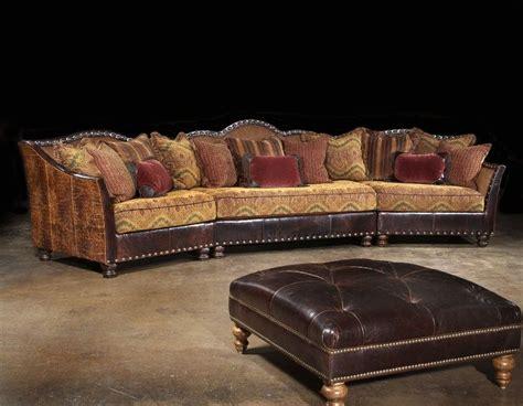 western sectional southwestern decor western furniture
