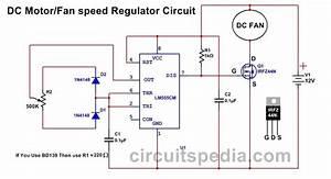 Dc Motor Speed Controller  Regulator By Aman Bharti