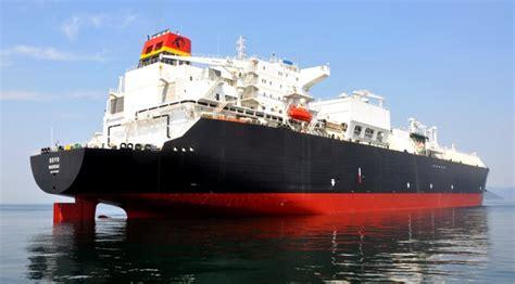 Lng Carrier Plans Rendezvous Off Angola, Positive Signal