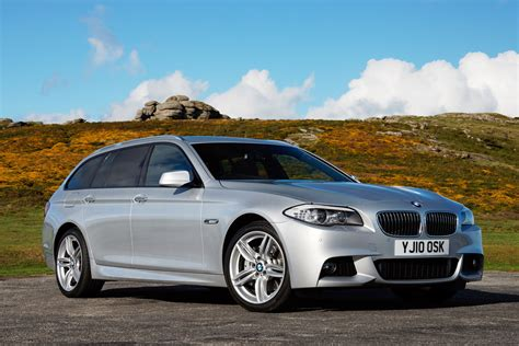Bmw 5 Series Touring Picture by Bmw 5 Series Touring Estate Pictures Carbuyer