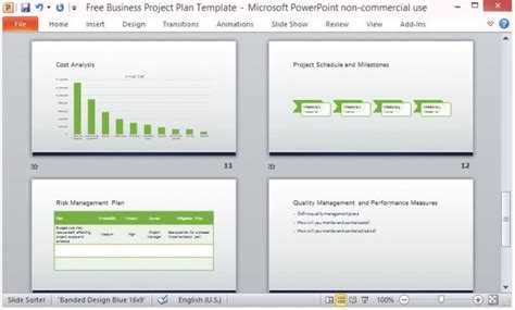 Download Microsoft Office Business Plan Template Free