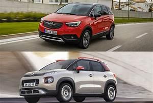 Opel Crossland X Preisliste : opel crossland x citro n c3 aircross preisvergleich ~ Jslefanu.com Haus und Dekorationen