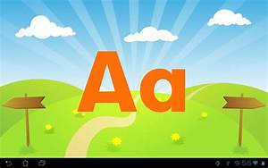 Kids abc letters android apps on google play for Kids abc letters