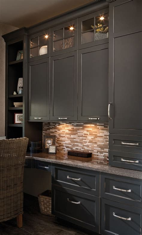 Light Rail Molding for Kitchen Cabinets   History & Modern