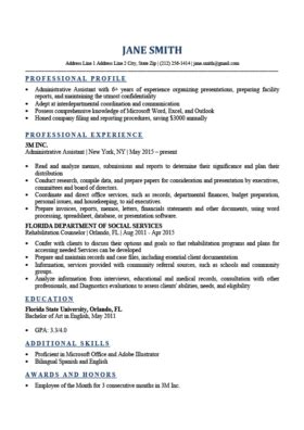 Draft Cv Template by Free Resume Templates For Word Resume Genius