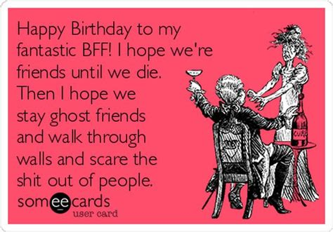 Happy Birthday Bff Images Happy Friend Birthday Meme And Pictures With Wishes