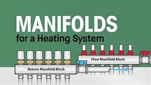 Radiant Floor Heat Manifold Adjustment  U2013 Floor Matttroy