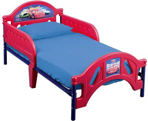 Delta Cars Toddler Bed ~ Sure Furniture