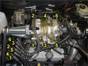 similiar pontiac grand prix series ii engine breakdown 1993 pontiac bonneville firing order diagram fixya