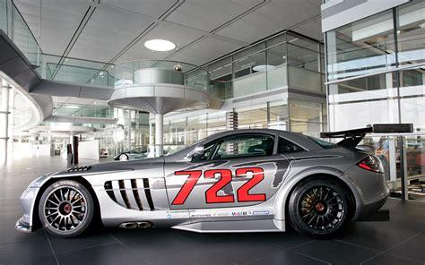 2007 Mercedes-Benz SLR McLaren 722 GT - specifications ...
