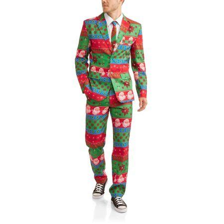 walmart  ugly christmas suits  ties simplemost