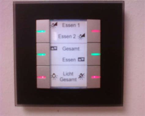 Knx Standard Weitverbreitetes Bussystem Zur Smart Home Steuerung by Bussystem Haus Schalter