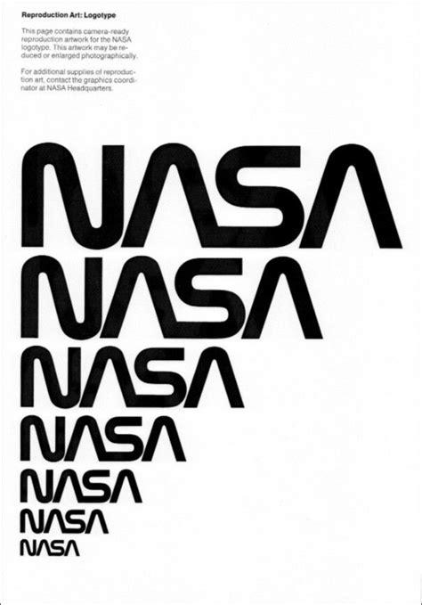 NASA 1976 Identity Guidelines   Nasa logo, Brand identity