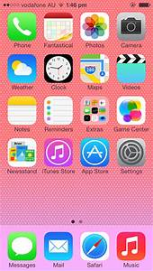 Show us your iPhone 5C Homescreen: