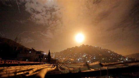 muertos en ataque de israel contra objetivos iranies en