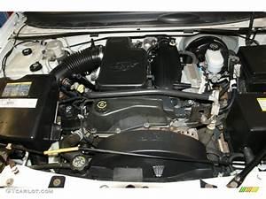 Chevrolet Trailblazer 4 2 2005