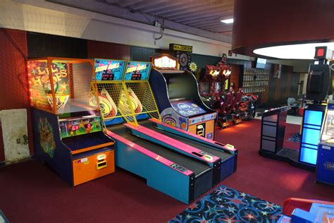 Arcade & Game Room  Midland Family Bowling