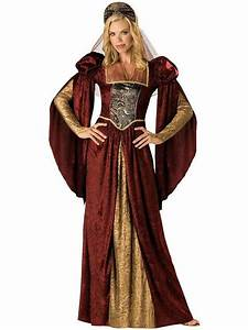 Adult Renaissance Maiden Fancy Dress Costume Princess ...