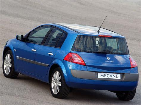 renault megane 2005 hatchback renault megane cars specifications technical data