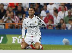 Real Madrid 11 Atletico Madrid James Rodriguez scores
