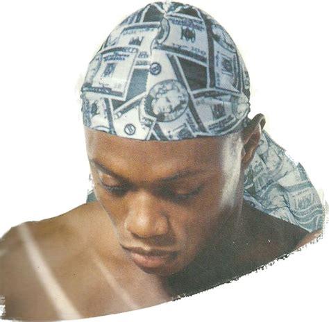 money sport head liner rag durag skull cap hat