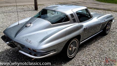 corvette stingray coupe  rare color combination