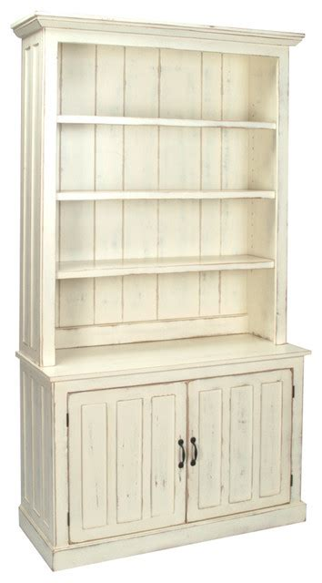 Christopher Lowell Bookcase by Cottage Bookcase Traditional Bookcases By David