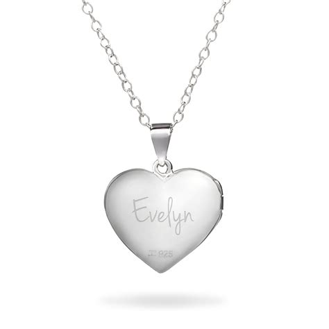girls cross heart locket